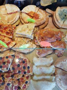 pizza a Miramare di Rimini