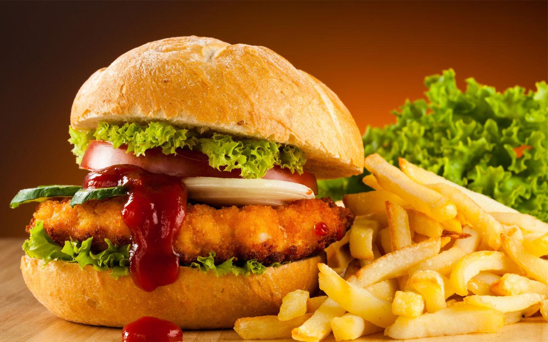 Hamburger da Eurostzzico Rimini